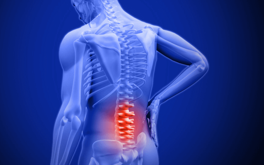 Spine injury NJ